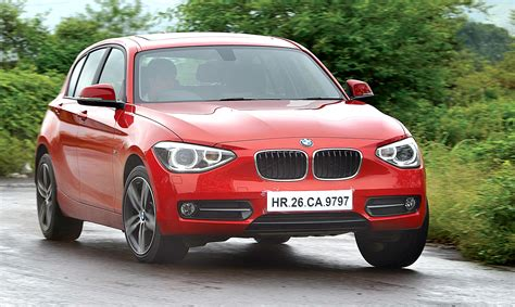 bmw 1 india new bmw 1 series review test drive autocar india