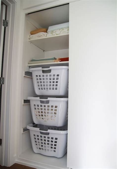 badezimmer handtuch hanging ideas diy hanging laundry baskets diy h 228 ngek 246 rbe