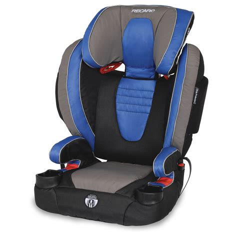 recaro booster seat recaro performance booster high back car seat ebay
