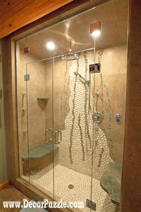 designer showers bathrooms top shower tile ideas and designs to tiling a shower