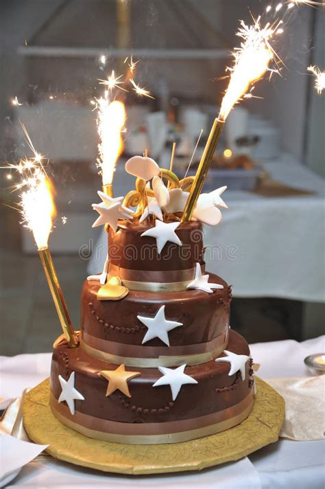 Photo Celebration Cake by Celebration Cake Stock Image Image Of Fireworks Fancy
