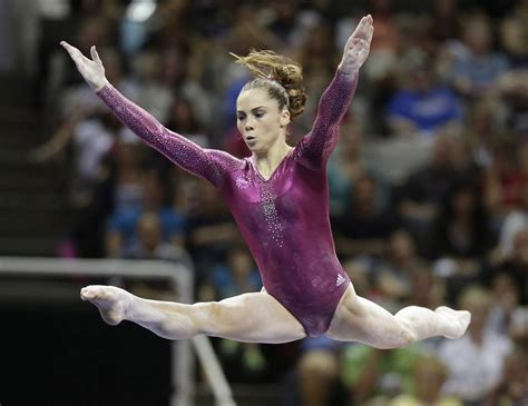 olympic gymnast mckayla maroney announces end of competitive career gymnast mckayla maroney accuses team doctor of sexual
