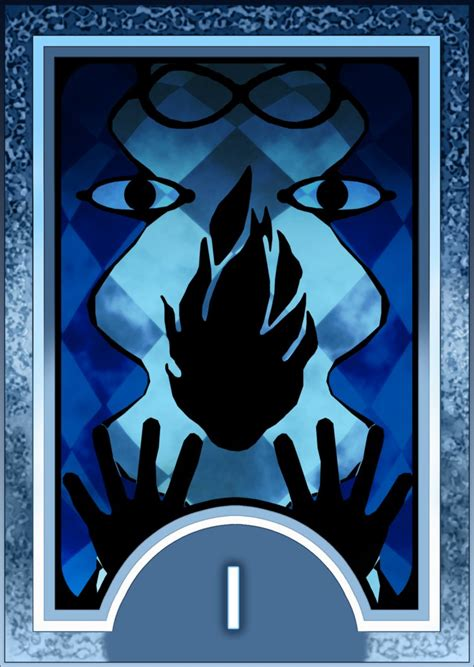 persona 5 card template persona 3 4 tarot card deck hr magician arcana by