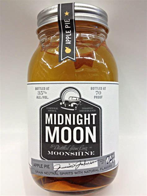 midnight moon moonshine apple pie moonshine quality