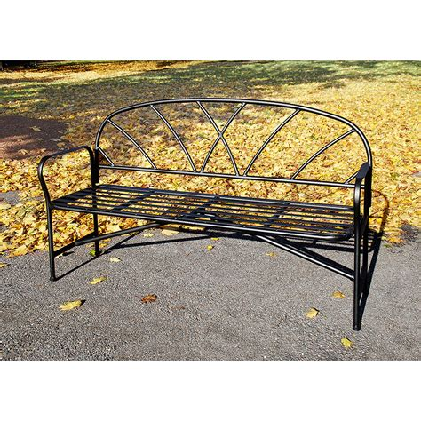 iron bench outdoor wrought iron lattice bench achla designs benches outdoor