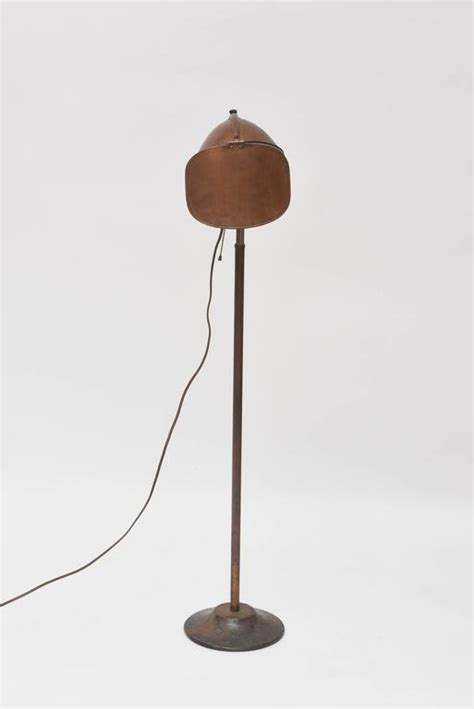 copper spotlight floor l early copper floor l by lyhne l company at 1stdibs