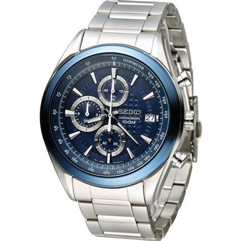 Jam Tangan Pria Seiko Ssb245p1 Chronograph Original Murah jual seiko chronograph ssb177p1 blue jam tangan pria