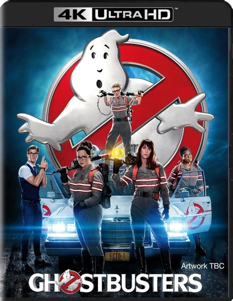 film blu ray releases upcoming ghostbusters 4k blu ray and blu ray releases to