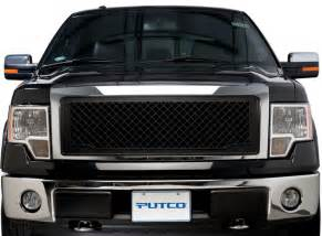 ford f150 custom grill custom grilles for 2012 ford f 150 putco p270540b