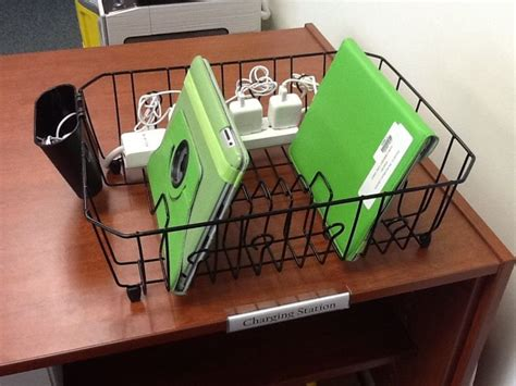 diy chromebook charging station 1000 images about ipad management on pinterest ipad