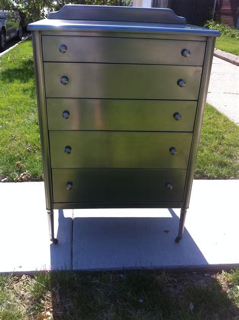 Antique Metal Dresser by Vintage Metal Dresser Bestdressers 2017