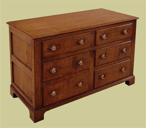 handmade bedroom furniture uk 6 drawer chest of drawers handmade english oak bespoke