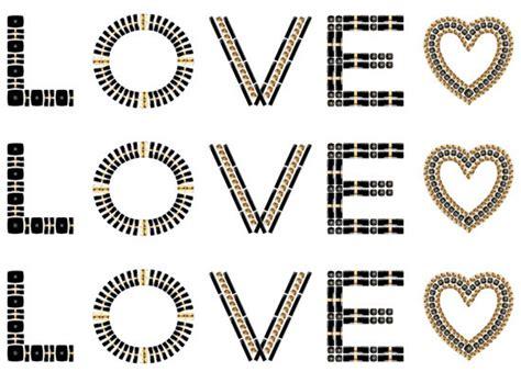 up letter maker letters get the chanel treatment popsugar