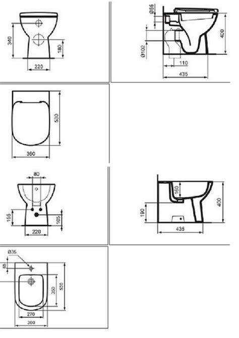 bidet gemma 2 filo parete sanitari a terra filo muro gemma 2 dolomite vaso wc bidet