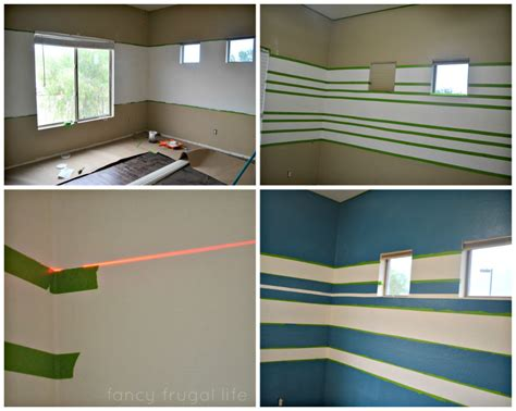 boys bedroom paint ideas stripes painting stripes on walls in kids room