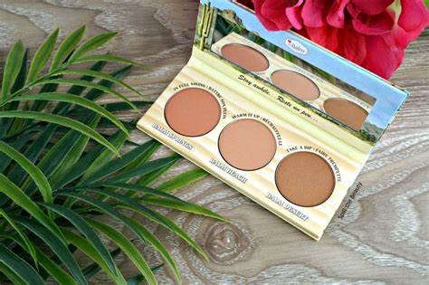 The Balm Getaway Trio Murah thebalm quot getaway trio quot review swatches and two looks