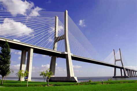 ponte vasco da gama ponte vasco da gama engenharia portugal