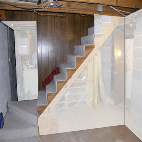 diy basement remodel diy basement stairs ideas small