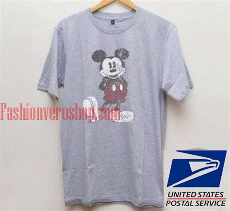Tshirt Mickey 07 Xl From Ordinal Apparel mickey mouse vintage unisex t shirt