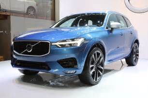 Volvo Xc 60 2018 Volvo Xc60 Look Review