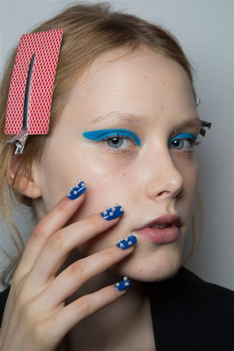 2015 nail trends for older women honor spring 2015 best nails from new york fashion week