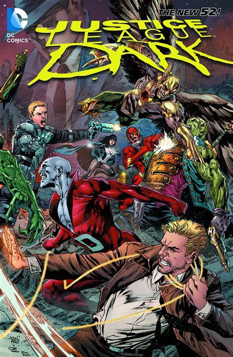 justice league tp vol 1401267793 may140365 justice league dark tp vol 04 the rebirth of evil previews world