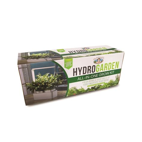 Mr Fothergills Best Of All bunnings mr fothergill s mr fothergill s hydrogarden all in one grow kit compare club