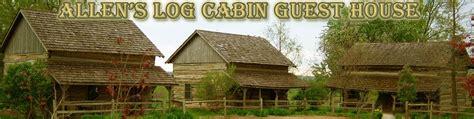 Log Cabin Galena Il by Allen S Log Cabin Guest House Rentals In Galena Il