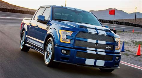 Shelby F 150 Super Snake debuts with 750 HP   The Torque
