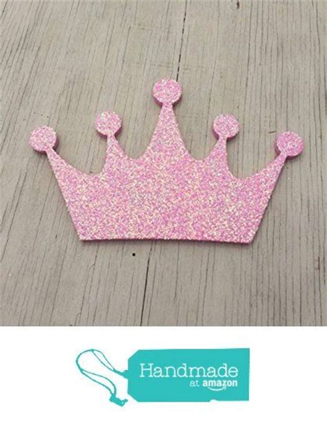 Alphabet Glitter Candle Pink H pink glitter princess crown decor wall decoration bedroom from letters from a to z http