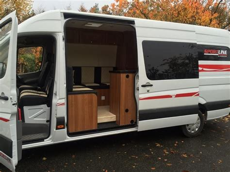 Conversion Van Floor Plans by 2012 Mercedes Sprinter Van Lwb Camper Van Motorhome