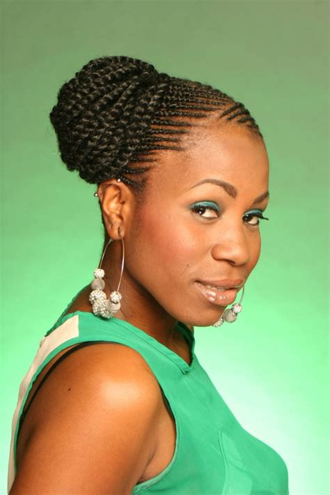 pictures of all african american hair styles with knots african american braided hairstyles for short hair