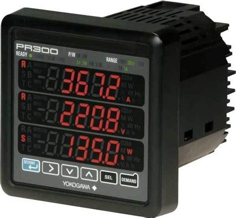 Pr300 Power And Energy Meter Yokogawa America