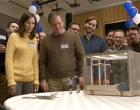 downsizing movie movie downsizing the visitor