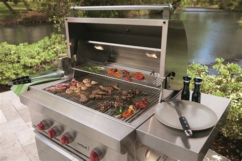 gasherd metro grilling different meats
