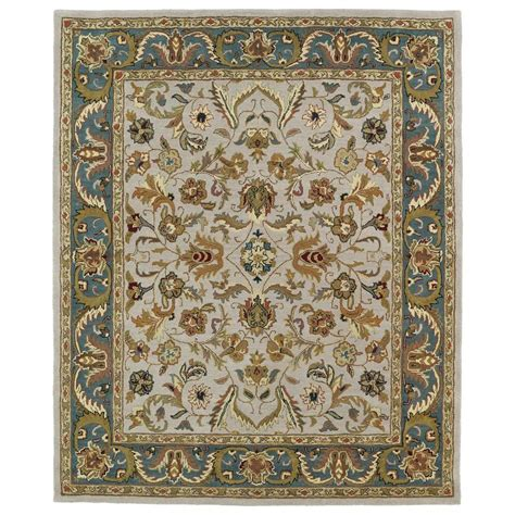 7 X 9 Area Rugs Kaleen Taj Taupe 7 Ft 6 In X 9 Ft Area Rug Taj04 27 7 6 X 9 The Home Depot