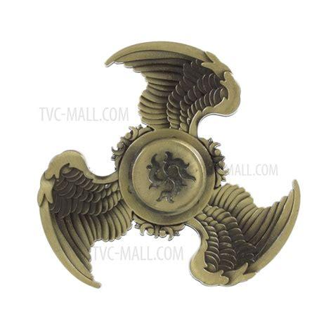 Fidget Spinner Eagle 3 Leafsayapmata Elangunikbagus eagle pattern fast bearing tri spinner fidget spinner stress and anxiety relief