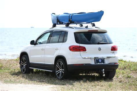 volkswagen jetta kayak holder attachment black rails rack door ka