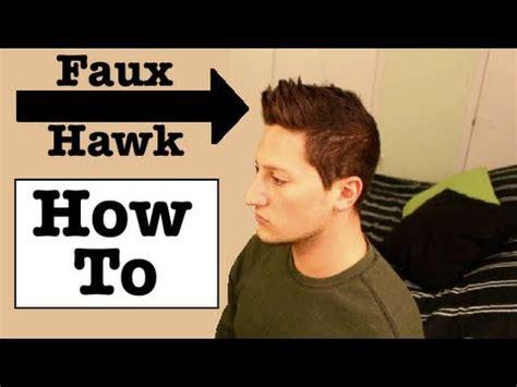 haircut deals gta how to do a faux hawk youtube