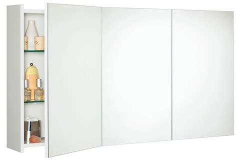armoire de toilette 120 cm armoire de toilette 3 portes 120 cm srie adesio 3