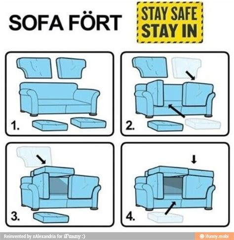 sofa fort instructions pillow fort on the couch never thought of this kids