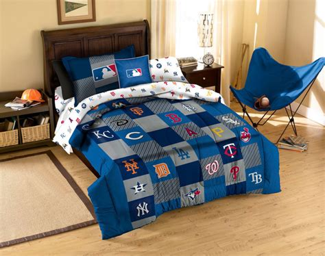 baseball bed mlb baseball teams bedding and room decorations modern