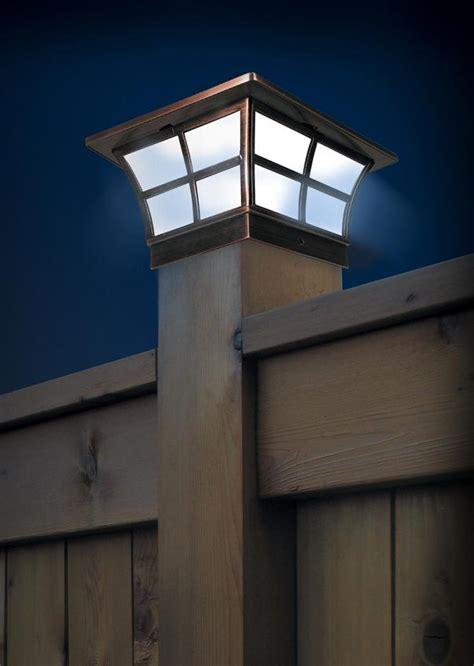 Solar Powered Deck Lights Using Solar Deck Lighting Solar Deck Lighting Ideas