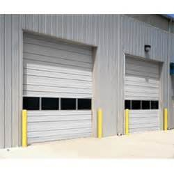 Insulated Sectional Overhead Doors by Insulated Steel Overhead Sectional Doors Overhead Door
