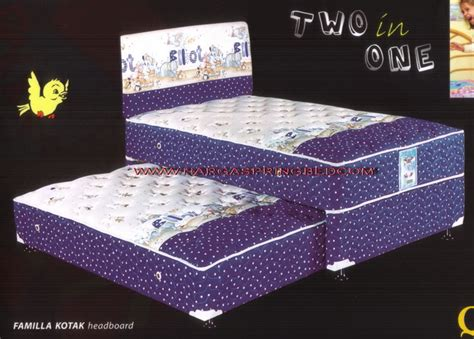 Royal Salute Orthopedic Kasur 200x200cm Pillowtop Quantum quantum matress kasur quantum quantum springbed toko