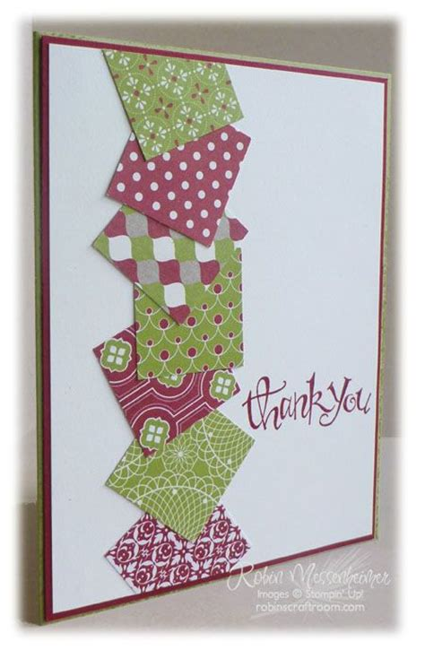 thank you cards for to make great thank you to make with scraps this is a