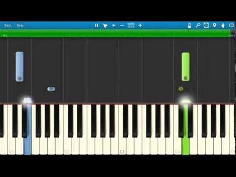 tutorial piano thinking out loud ed sheeran thinking out loud piano tutorial