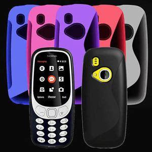 Soft Silikon Ultrathin Nokia 3310 2017 for nokia 3310 2017 new black gel silicone sline rubber