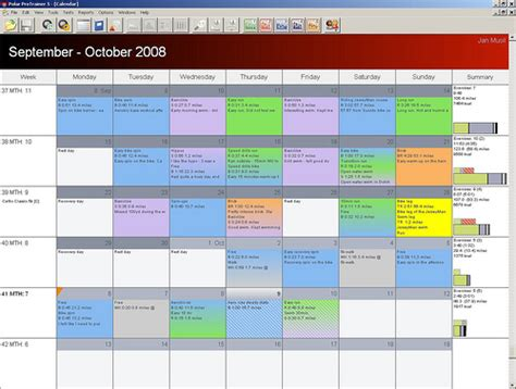 training calendar template new calendar template site