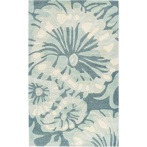 teal area rug 5 x 8 artistic weavers fillan teal 5 ft x 8 ft indoor area rug